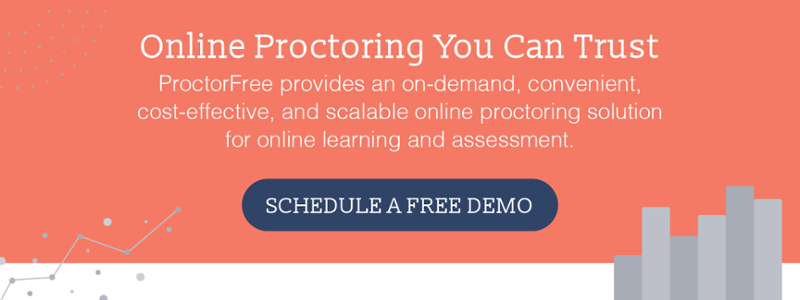 Online Proctoring You Can Trust