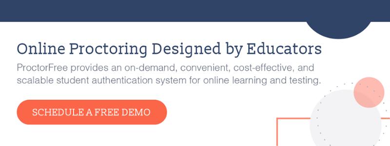 Online Proctoring Designed by Educators