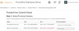 brightspace-by-D2L-proctoring-control-panel
