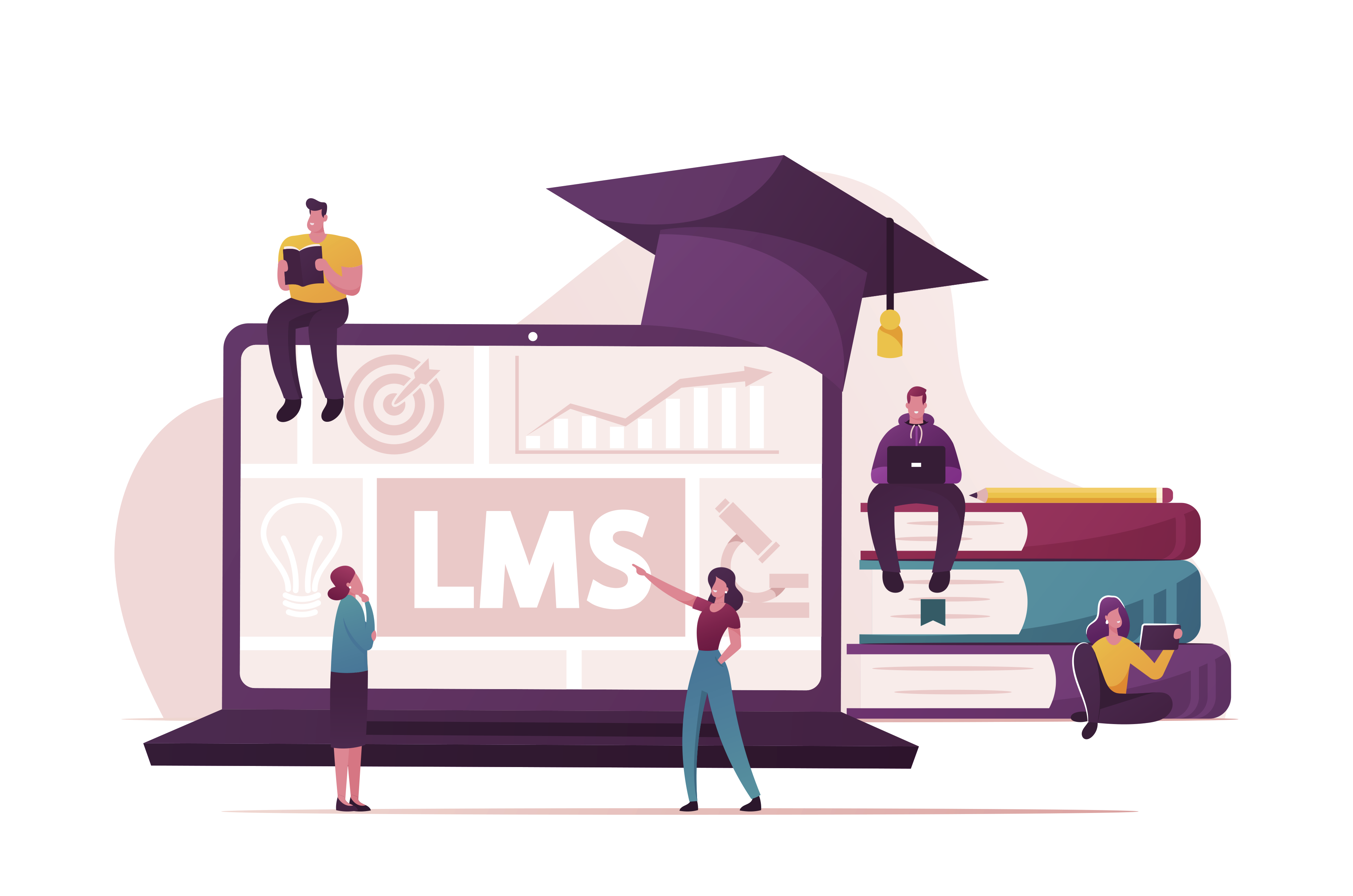 Administering Online Exams within Moodle LMS